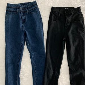 Bundle of Urban Outfitters Jeans both size 25